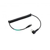 Cable FLEX Peltor 3M para Motorola conexión 2 pins