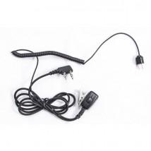 Cable Peltor TAMT06/IC-HRT para walkies Icom