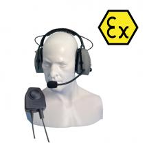 Auricular anti ruido ATEX Entel CHP950D