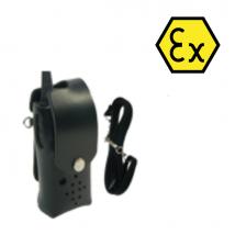 Funda de cuero para Entel HTXX2 Radios