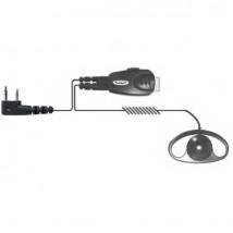 Auricular Earloop con conexión Kenwood 2 pins