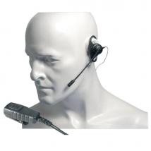 Auricular con varilla larga y microfóno Entel HT