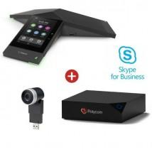 Realpresence 8500 Trio Collaboration Kit con EagleEye Mini -Skype for Business
