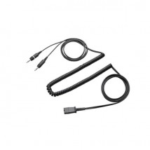 FreeMate Cable QD Plantronics a Doble Jack 3.5mm