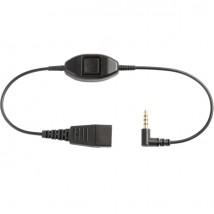 Cable Jabra QD para móviles Nokia (3,5 mm)