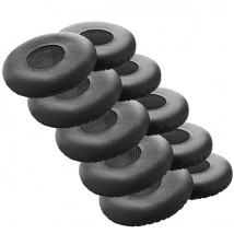 Almohadillas símil piel para Jabra Evolve 20-30-40-65