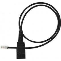 Cable QD/RJ45 GN Jabra para Aastra 70/80
