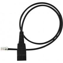 Cable GN Jabra QD/RJ9 para Nortel