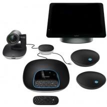 Logitech GROUP + SmartDock + Micrófonos de expansión