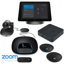 Logitech GROUP + SmartDock + Extender Box