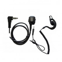 Micro-auricular ergonómico Y-VX + Auricular gancho