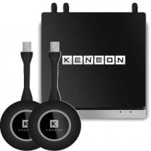 Keneon Share con dos botones