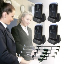Walkie Talkies para hoteles