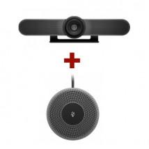 Logitech MeetUp Webcam + Micrófono de expansión