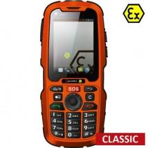 Móvil i.safe IS320.1 Atex sin cámara - Classic