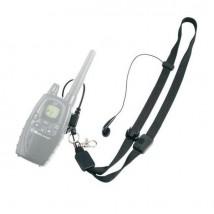 Cinta cuello con auricular y PTT