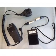 Pedal PTT para Motorola XT