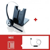 Jabra PRO 920 + Descolgador para teléfonos NEC