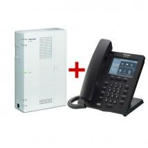 Centralita Panasonic + Teléfono Panasonic
