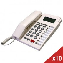 Pack 10 teléfonos PK-111C