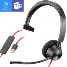 Plantronics Blackwire 3310 USB-A MS