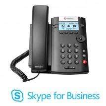 Polycom VVX 201 MS Skype for Business