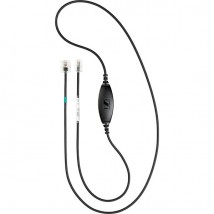 Cable de audio con filtro de ruido Sennheiser