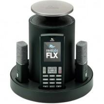 Revolabs FLX2 VoIP versión con 1 micro portátil + 1 micro de sobremesa