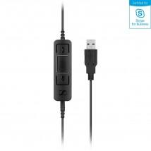 Sennheiser Cable Jack F- USB M  Skype for Business