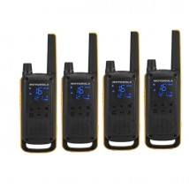 Pack cuarteto Motorola Talkabout T82 Extreme