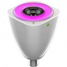 Awox StriimLIGHT Color – Bombilla con altavoz Bluetooth