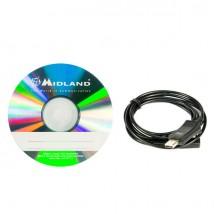 Software de programación para Midland HP446