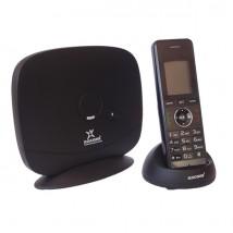 Xacom W-258B base+ teléfono