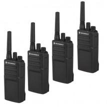 Pack cuarteto de Motorola XT420