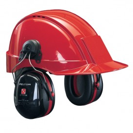 3M Peltor Optime III- versión casco