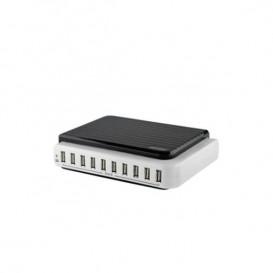 Estación de carga USB de 10 puertos para Saveo Scan
