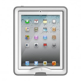 Funda Lifeproof para iPad (Blanco)