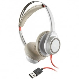 Plantronics Blackwire 7225 USB-A - Blanco