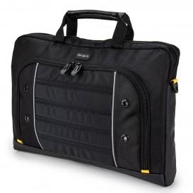 Targus Drifter 15.6 maletines para portátil 39,6 cm (15.6'') Maletín Negro