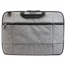 Targus TSS92704EU maletines para portátil 35,6 cm (14'') Bandolera Negro, Gris