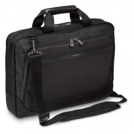 Targus CitySmart maletines para portátil 39,6 cm (15.6'') Maletín Negro, Gris