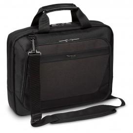 Targus TBT913EU maletines para portátil 35,6 cm (14'') Maletín Negro, Gris