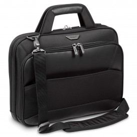 Targus TBT917EU maletines para portátil 35,6 cm (14'') Bandolera Negro