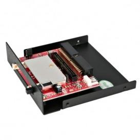 Lector de Tarjetas de Memoria Compact Flash de Bahía de 3,5 Pulgadas - Adaptador de CF a IDE