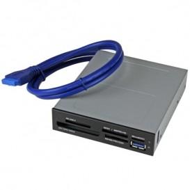 Lector Interno USB 3.0 para Tarjetas Memoria Flash con Soporte para UHS-II