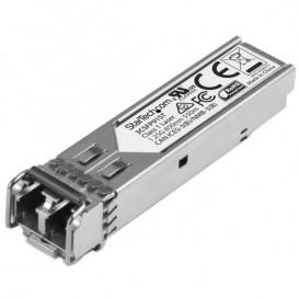 Transceptor de Fibra SFP de 1 gigabit 1000Base-SX - Compatible HP 3CSFP91 - Mini GBIC Multimodo LC 550m
