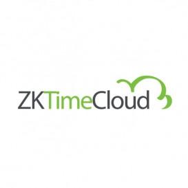 Servicios Cloud para Sistemas de fichaje ZKTeco para 10 usuarios