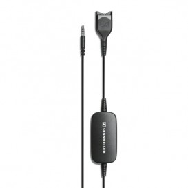 Cable jack 3,5  / QD para  Sennheiser Teamconnect