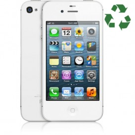 iPhone 4S blanco 16GB reacondicionado