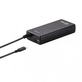 i-tec CHARGER-C112W cargador de dispositivo móvil Interior Gris